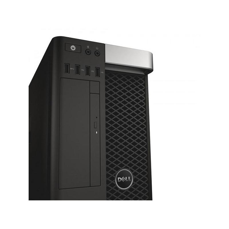 DELL Precision T5810 Xeon-E5 1620 v3 16GB 10P 1000GB HDD, 120GB SSD