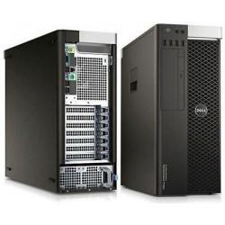 DELL Precision T5810 Xeon-E5 1620 v3 8GB 10P 256GB SSD