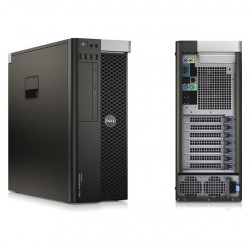 DELL Precision T3610 Xeon-E5 1607 v2 16GB 10P 500GB HDD