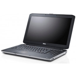 """DELL Latitude E5530 i5-3320M 4GB 7P 15"""" 1920x1080 320GB HDD"""