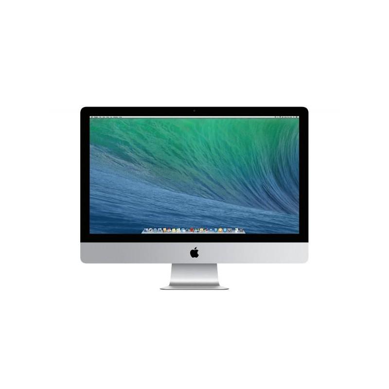 """Apple IMAC27 i7-4771 32GB OSX 27"""" 2560x1440 120GB SSD, 3000GB HDD"""
