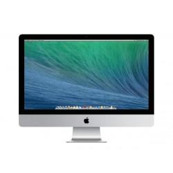 """Apple IMAC27 i7-4771 16GB OSX 27"""" 2560x1440 120GB SSD, 1000GB HDD"""