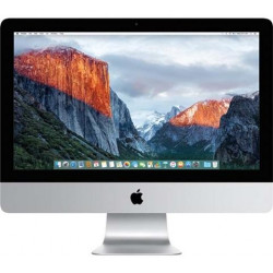 """Apple IMAC16,2 i5-5675R 8GB OSX 21"""" 4096x2304 1000GB HDD Klasa A"""
