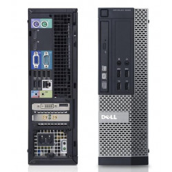 DELL OptiPlex 9020 i7-4790 8GB 10P 500GB SSHD