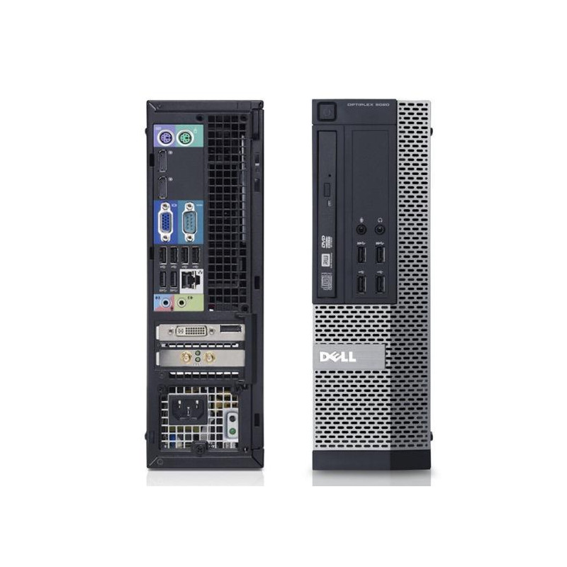 DELL OptiPlex 9020 i7-4790 8GB 10P 750GB HDD
