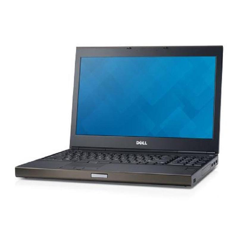 """DELL Precision M4800 i7-4810MQ 4GB 10P 15"""" 1920x1080 Brak Dysku Klasa A"""
