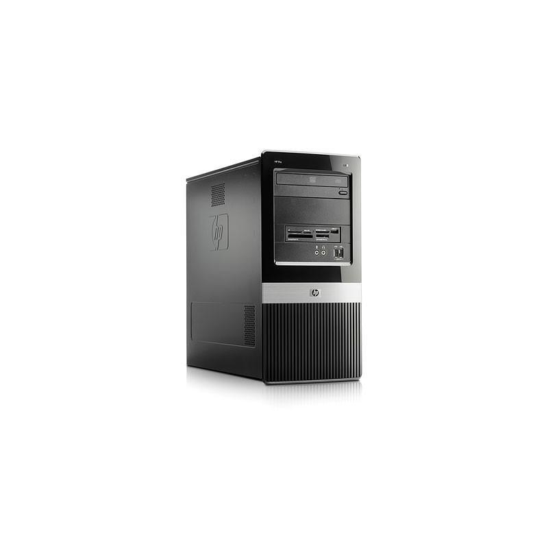 HP Compaq dx2400 C2D-2.50 2GB U Brak Dysku Klasa A