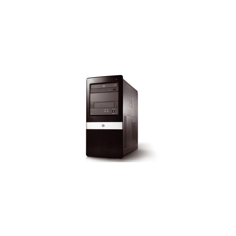 HP Compaq dx2400 C2D-2.50 2GB U Brak Dysku Klasa A-