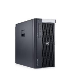 DELL Precision T7600 Xeon-E5 2620 0 64GB 7P 500GB HDD, 500GB HDD