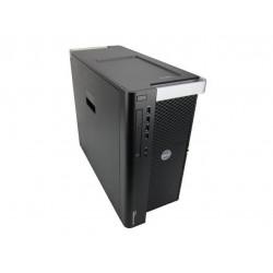 DELL Precision T7600 Xeon-E5 2620 0 64GB 7P 500GB HDD Klasa A