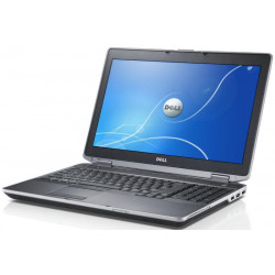 "DELL Latitude E6530 i7-3740QM 8GB 7P 15"" 1920x1080 320GB HDD"