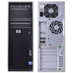 HP Z400 Z400 Xeon-  4GB 7P 250GB HDD Klasa A