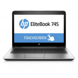 "HP EliteBook 745G2 AMD-A8 4GB 10P 14"" 1366x768 Brak Dysku Klasa A"