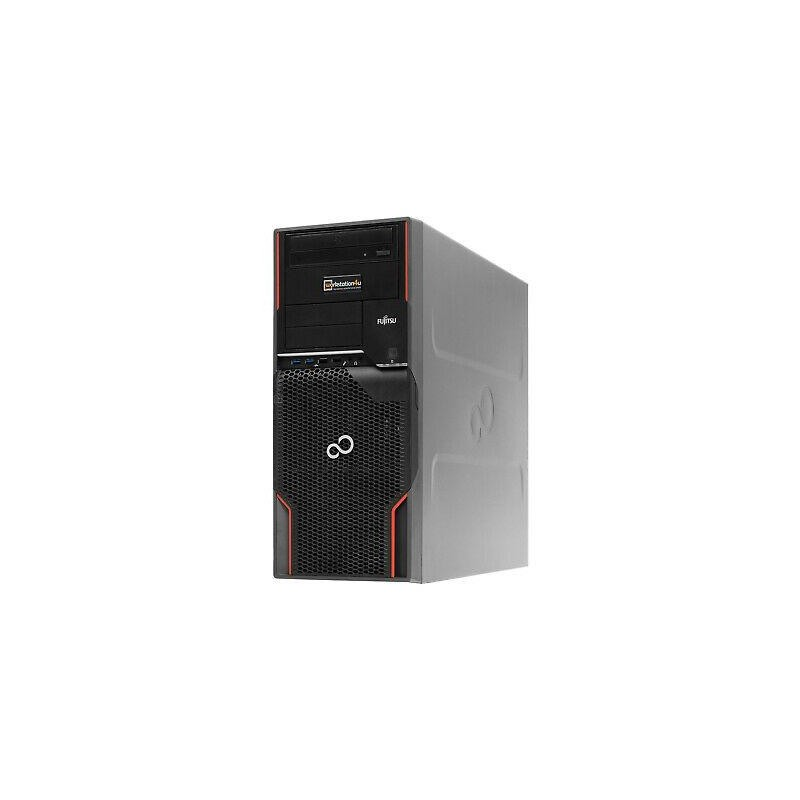 FS CELSIUS R920 Xeon-E5 2687W 0 64GB 10P 500GB HDD Klasa A-