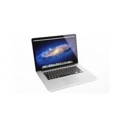 """Apple MacBook Pro A1398 i7-3615QM 16GB OSX 15"""" 2880x1800 252GB SSD Klasa A"""