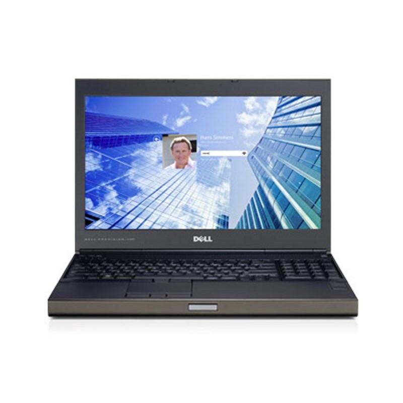 """DELL Precision M4800 i7-4800MQ 16GB 7P 15"""" 1920x1080 256GB SSD"""