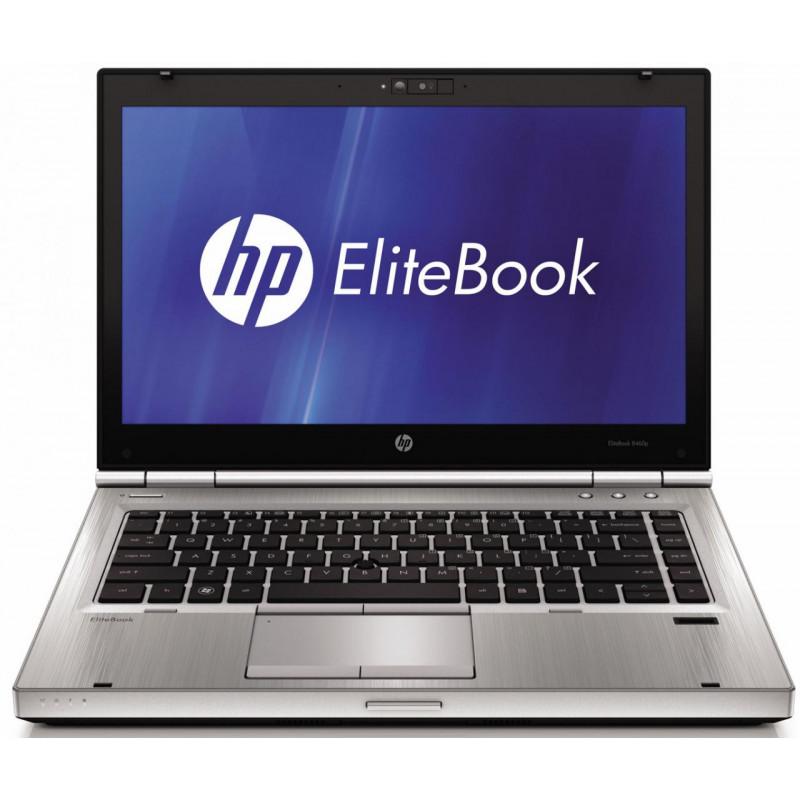 """HP EliteBook 8460P i5-2540M 4GB 7P 14"""" 1366x768 320GB HDD"""
