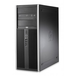 HP Compaq 8000 C2D- 4GB 7P...