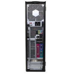 DELL OptiPlex 755 C2D- 4GB U 250GB HDD