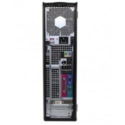 DELL OptiPlex 755 C2D- 6GB REF10P 120GB SSD