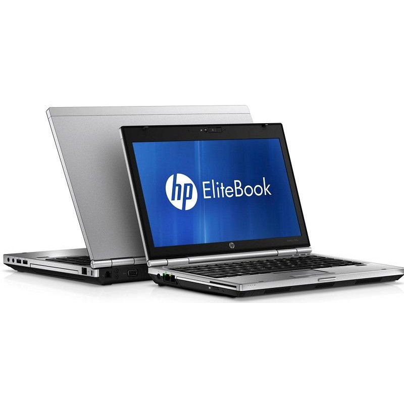 "HP EliteBook 2560P i5-2410M 4GB 7P 12"" 1366x768 320GB HDD"