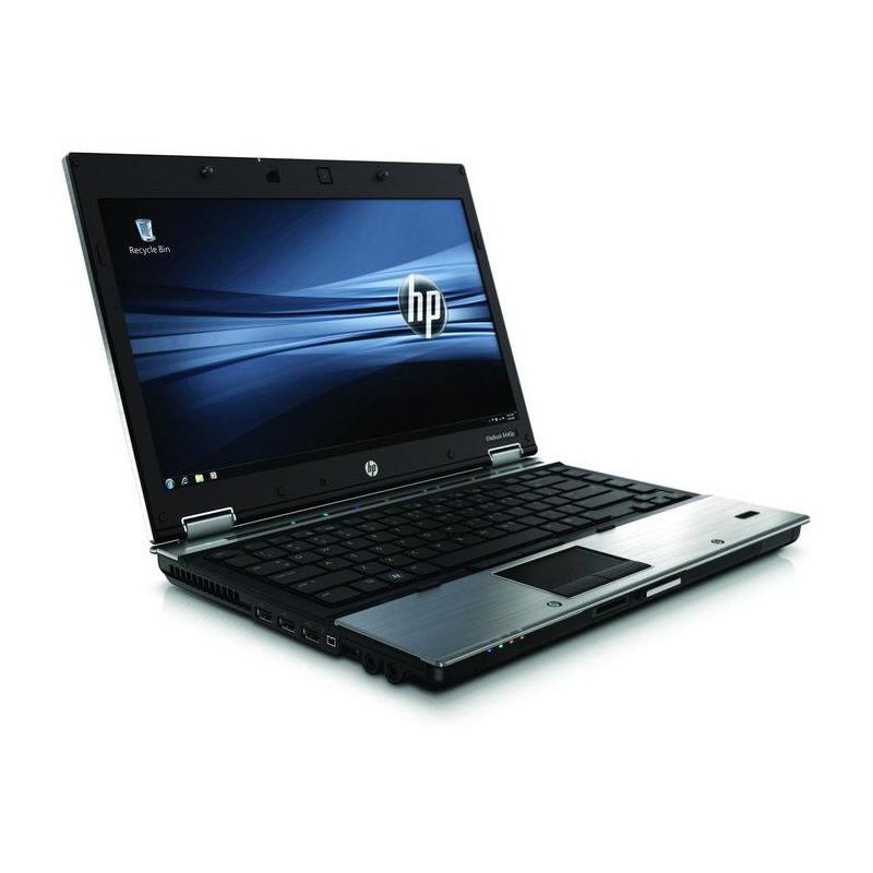 """HP EliteBook 8540P i5-M540 4GB 7P 15"""" 1600x900 250GB HDD Klasa A"""