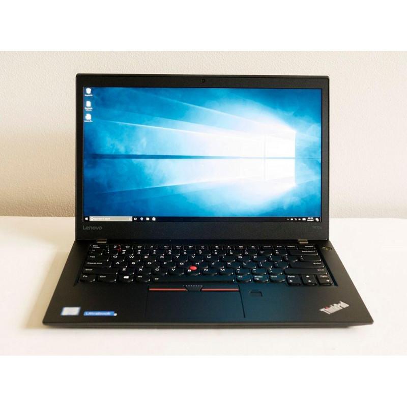 "LENOVO ThinkPad T470S i7-7600U 16GB 10P 14"" 1920x1080 512GB NVMe"