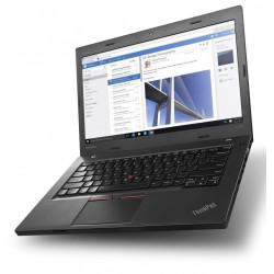 """LENOVO L460 i5-6200U 4GB 10P 14"""" 1366x768 128GB SSD Klasa A"""