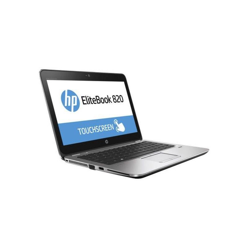 """HP 820G3 i3-6100U 8GB 10H 12"""" 1366x768 128GB SSD"""