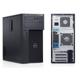 DELL Precision 3620 Xeon-E3 1270 v6 16GB 10P 2000GB HDD Klasa A