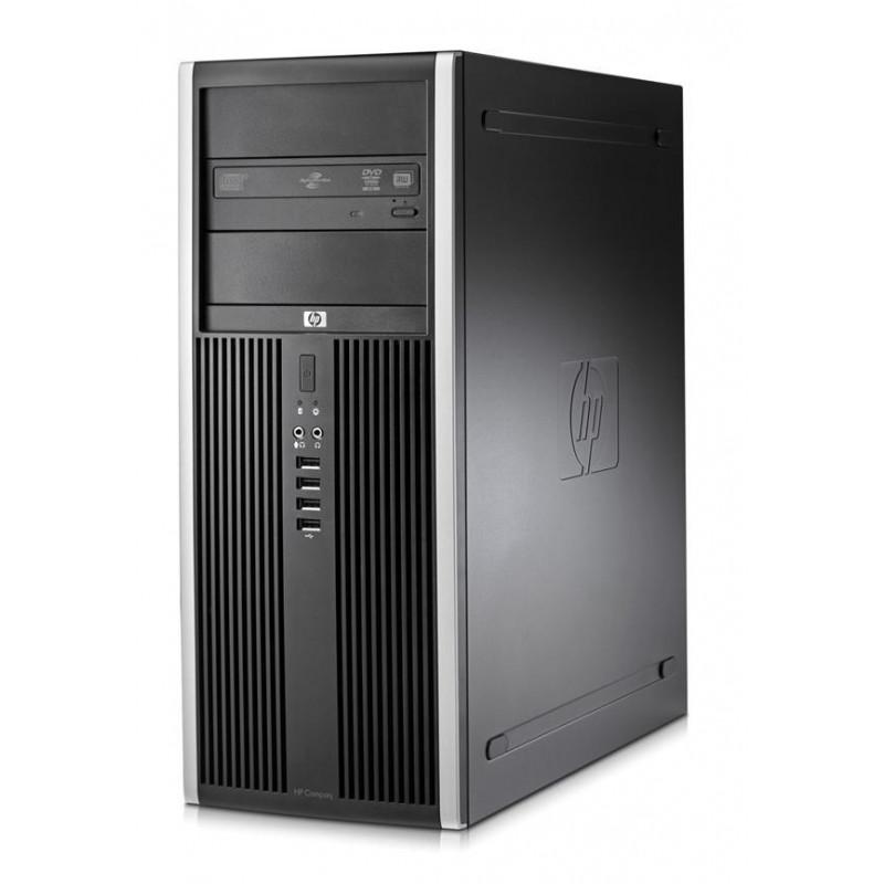 HP Compaq 8000 C2D-E8400 4GB 7P 320GB HDD Klasa A