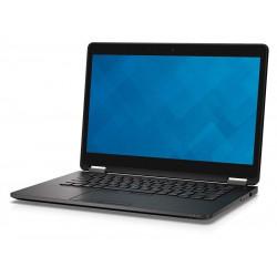 """DELL Latitude E7470 I5-6300U 8 GB 10P 13.9"""" 1366x768 256 GB SSD Klasa A"""
