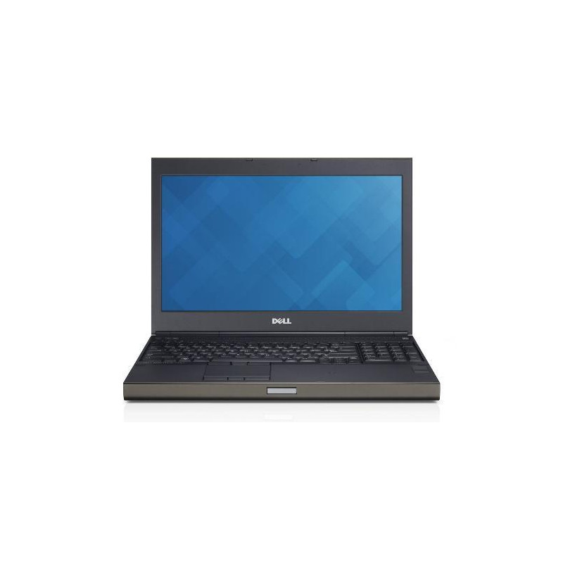 "DELL Precision M4800 I7-4810MQ 32 GB 7P 15.3"" 1920x1080 512 GB SSD Klasa A"