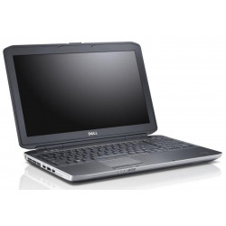 "DELL Latitude E5530 vPro I5-3320M 8 GB 7P 15.5"" 1920x1080 120 GB SSD Klasa A"