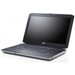 """DELL Latitude E5530 non vPro I5-3230M 4 GB 7P 15.5"""" 1920x1080 320 GB HDD Klasa A"""