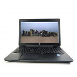"""HP ZBook 15 G2 I7-4810MQ 16 GB 10P 15.6"""" 1920x1080 256 GB SSD Klasa A"""