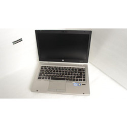 """HP EliteBook 8470P i5-3210M 4GB 7P 14"""" 1366x768 320GB HDD Klasa B"""