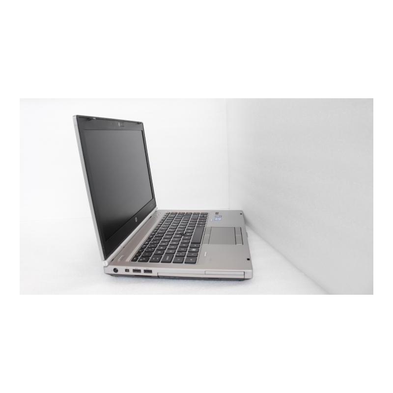 """HP EliteBook 8460P i5-2540M 4GB 7P 14"""" 1366x768 Brak Dysku Klasa B"""