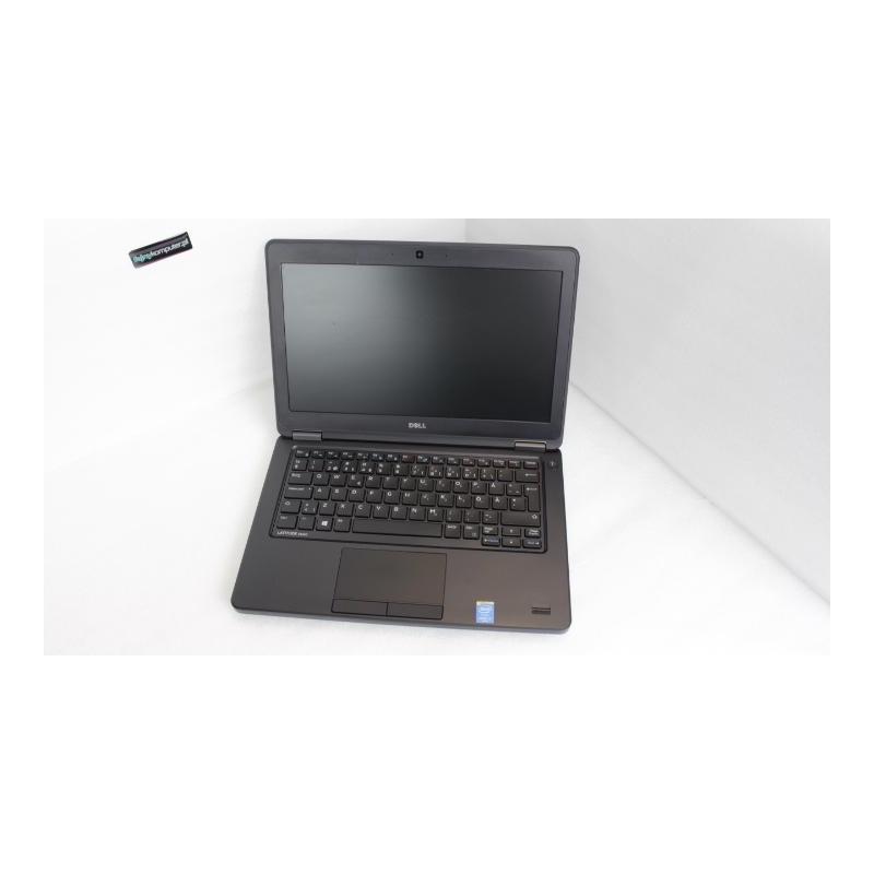 "DELL Latitude E5250 i5-5300U 4GB 10P 12"" 1366x768 Brak Dysku Klasa B"