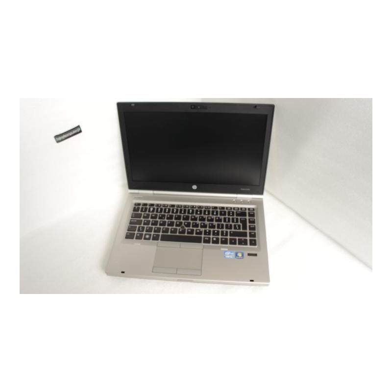 "HP EliteBook 8470P i5-3340M 4GB 10P 14"" 1366x768 250GB HDD Klasa B"
