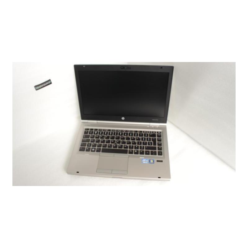 """HP EliteBook 8470P i5-3340M 4GB 10P 14"""" 1366x768 250GB HDD Klasa B"""