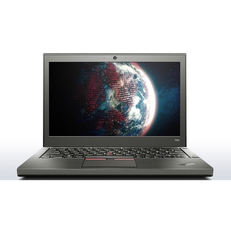 """LENOVO ThinkPad X250 i5-5200U 8 GB 10P 12"""" 1366x768 256 GB SSD Klasa A"""
