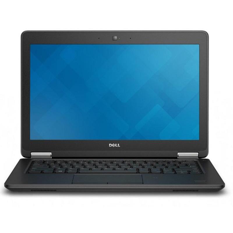 """DELL Latitude E7250 i5-5300U 16 GB 10P 12"""" 1366x768 240 GB SSD Klasa A"""