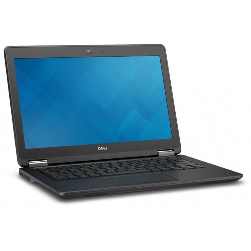 """DELL Latitude E7250 i5-5300U 16 GB 10P 12"""" 1366x768 128 GB SSD Klasa A"""
