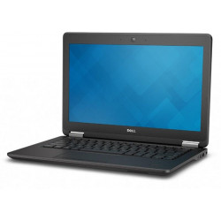 """DELL Latitude E7250 i7-5600U 8 GB 10P 12"""" 1366x768 256 GB SSD Klasa A"""