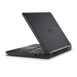 """DELL Latitude E5250 i5-5300U 8 GB 10P 12"""" 1366x768 256 GB SSD Klasa A"""