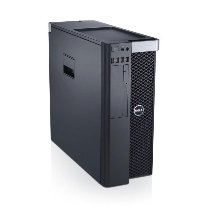 DELL Precision T3600 XEON-E516030 16 GB 10P 250 GB HDD Klasa A