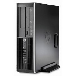HP Compaq 8100 Elite SFF PC i5-650 4 GB 7P 250 GB HDD Klasa A