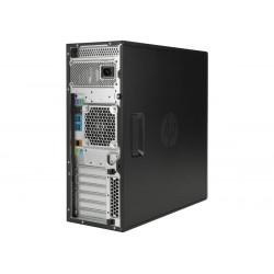 HP Z440 Workstation XEON-E51630V3 32 GB 10P 128 GB SSD, 500 GB HDD Klasa A