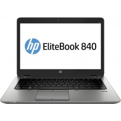 """HP EliteBook 840 G1 i7-4600U 8 GB 10P 14"""" 1920x1080 256 GB SSD Klasa A"""
